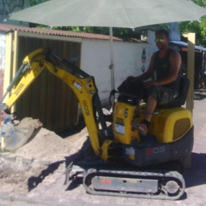 Baustellen bei Firma Seith machen einfach Laune