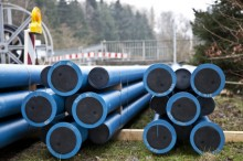 Seith Leitungsbau GmbH & Co. KG, Rohrleitungsbau